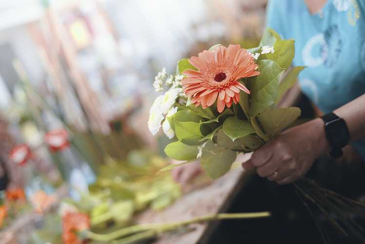 Bouquet fleurs 0