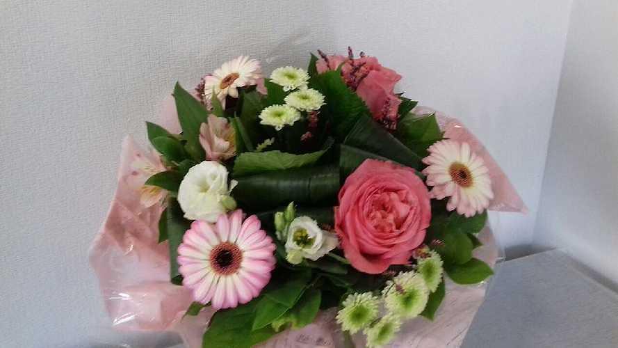 Service de livraison de fleurs sur l''agglomération 0