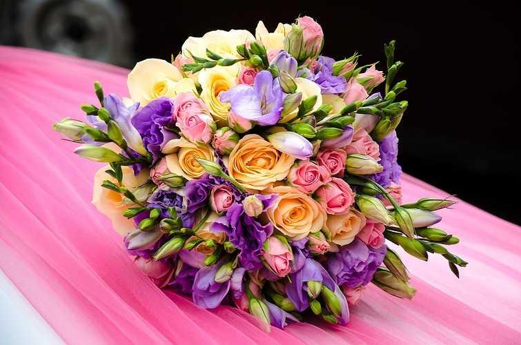 Quelles fleurs pour votre mariage ? 0